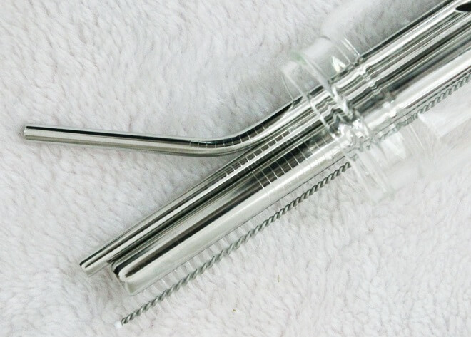 Stainless Steel Straws -1