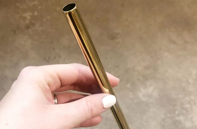 Stainless Steel Straws -2