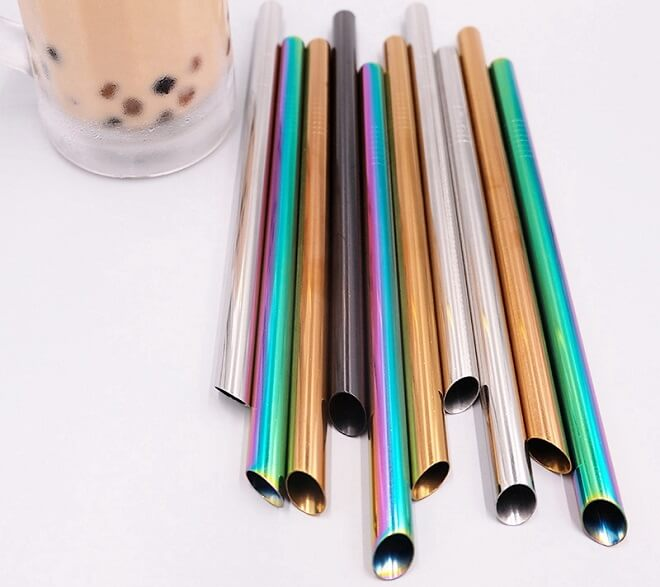 Stainless Steel Straws -3